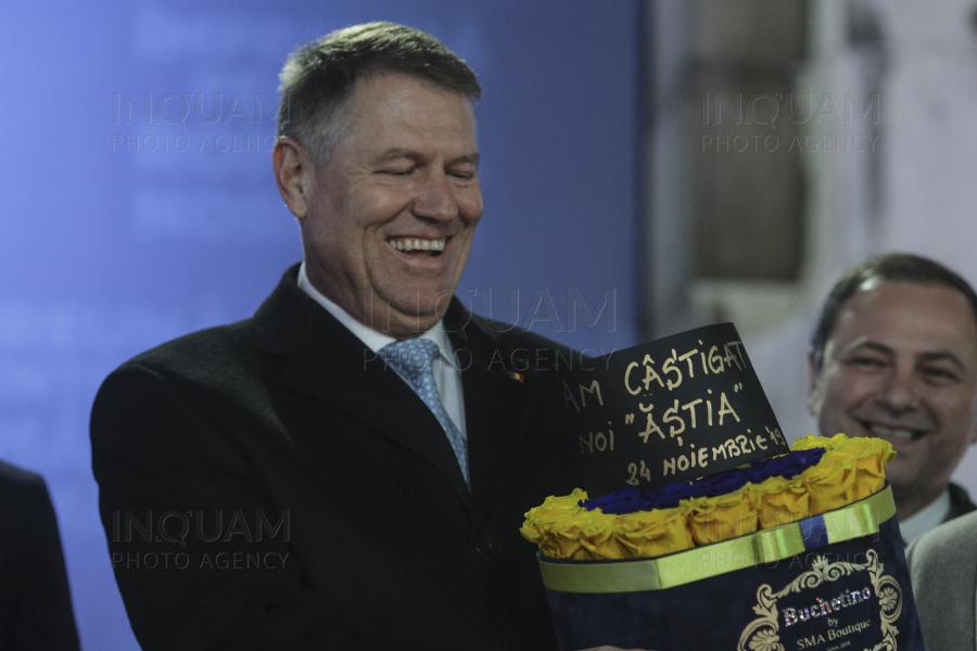 Klaus Iohannis câștigă alegerile aproape în tot județul Satu Mare  Președintele Klaus Iohannis a obținut un procent de 90,1%  într-o comună din județul Satu Mare.