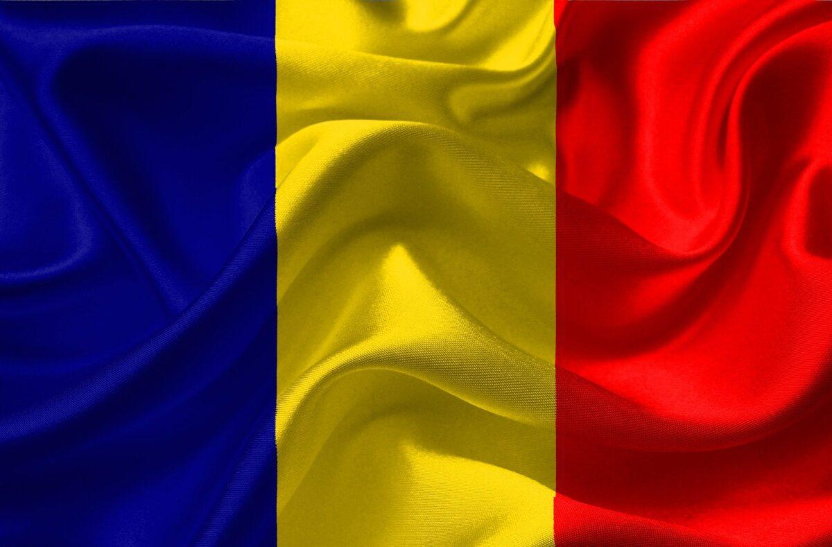 Ziua Drapelului Național sărbătorită în Piața Tricolorului la Baia Mare