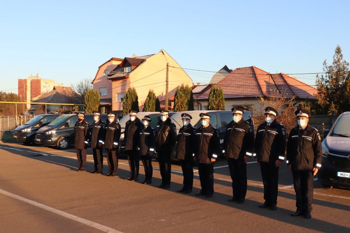 Avansari în grad la Jandarmi (Foto)